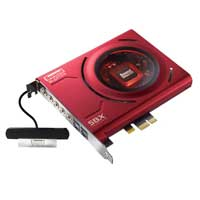 Creative Labs Sound Blaster Z 5.1 Sound Card