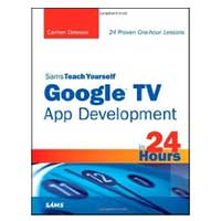 Sams SAMS TY GOOGLE TV APP DEV