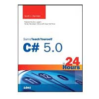 Sams Sams Teach Yourself C# 5.0 in 24 Hours, 1st Edition
