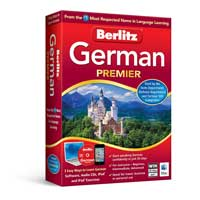 Nova Development Berlitz German Premier (PC/MAC)