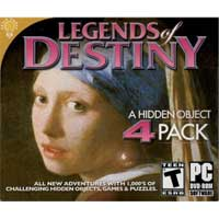 On Hand Software Legends of Destiny Jewel Case