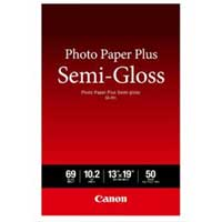"Canon Photo Paper Plus Semi-Gloss 13"" x 19"" - 50 Sheets"