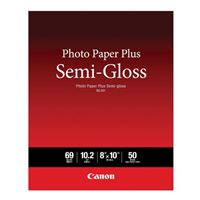 "Canon Photo Paper Plus Semi-Gloss 8""x 10"" - 50 Sheets"