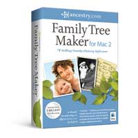Nova Development Ancestry.com Family Tree Maker (Mac)