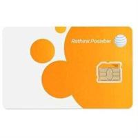 ATT Mobility Micro-SIM Card for 3G/4G/LTE