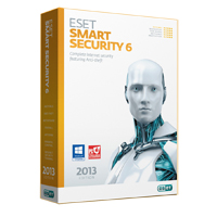 ESET Smart Security 6.0 1-User, 1-Year (PC)