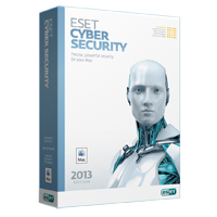ESET Cyber Security 1-User, 1-Year (Mac)
