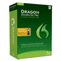 Nuance Dragon Dictate for Mac v3 Mobile