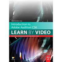 Sams INTRO ADOBE AUDITION CS6