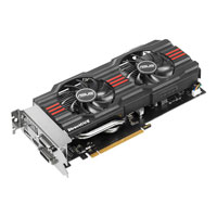 ASUS GTX660-DC2O-2GD5 NVIDIA GeForce GTX 660 DirectCU II Overclocked 2048MB GDDR5 PCIe 3.0 x16 Video Card
