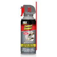 MaxPro Max Professional Contact Cleaner - Electrical Grade