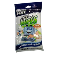 MaxPro Blow Off Electronic Cleaning Wipes 44-Pack