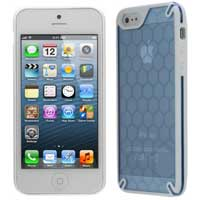 HornetTek OZONE Bee Hive Case for iPhone 5 Blue