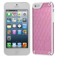 HornetTek OZONE Bee Hive Case for iPhone 5 Purple