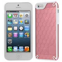 HornetTek OZONE Bee Hive Case for iPhone 5 Pink