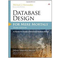 Addison-Wesley DATABASE DESIGN MERE MORT