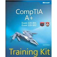 Microsoft Press COMPTIA A+ TRAINING KIT
