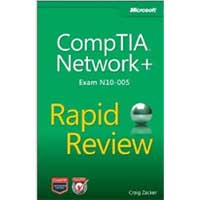Microsoft Press COMPTIA NETWORK+ RAPID RE