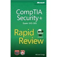 Microsoft Press COMPTIA SECURITY+ RAPID