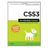 O'Reilly CSS3 MISSING MANUAL 3/E