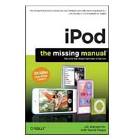 O'Reilly IPOD MISSING MANUAL 11/E
