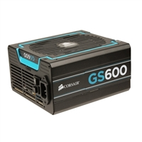 Corsair Gaming Series GS600 2013 Edition 600 Watt ATX 12V Power Supply