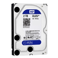 "WD Caviar Green 2TB IntelliPower SATA 6.0Gb/s 3.5"" Internal Hard Drive WD20EARX - Bare Drive"