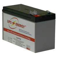 UPS Energy Replacement UPS Battery Cartridge 12V/9.0A