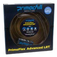 "PrimoChill PrimoFlex 1/2"" (13 mm) x 3/4"" (19 mm) Advanced LRT Tubing 10 ft. - Crystal Clear"