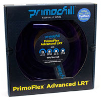 "PrimoChill 10' PrimoFlex Advanced LRT 1/2"" x 3/4"" Tubing - Brilliant UV Blue"