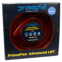 "PrimoChill 10' PrimoFlex Advanced LRT 1/2"" x 3/4"" Tubing - Bloodshed Red"
