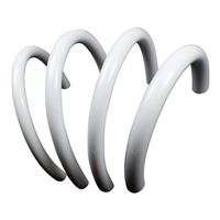 "PrimoChill PrimoFlex 1/2"" (13 mm) x 3/4"" (19 mm) Advanced LRT Tubing 10 ft. - White"