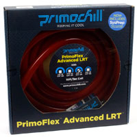 "PrimoChill PrimoFlex 3/8"" (10 mm) x 5/8"" (16 mm) Advanced LRT Tubing 10 ft. - Bloodshed Red"