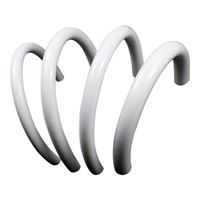 "PrimoChill PrimoFlex 3/8"" (10 mm) x 5/8"" (16 mm) Advanced LRT Tubing 10 ft. - Elegant White"