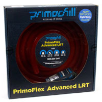 "PrimoChill 10' PrimoFlex Advanced LRT 3/8"" ID x 5/8"" OD Tubing - Bloodshed Red"
