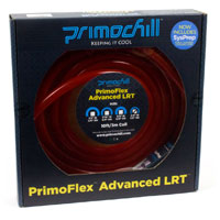 "PrimoChill 10' PrimoFlex Advanced LRT 3/8"" x 1/2"" Tubing - Bloodshed Red"