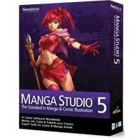 Smith Micro Manga Studio 5 (PC)