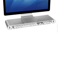 Quirky Inc. Space Bar Desk Organizer