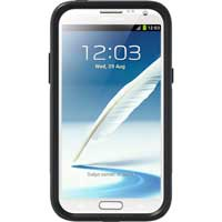 Nite Ize Commuter Series Case for Samsung Galaxy Note II - Black
