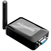 Diamond WPCTVPRO VStream Wireless USB 1080p PC to TV Adapter