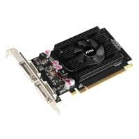 MSI GeForce 210 512MB DDR2 PCIe 2.0 x16 Video Card