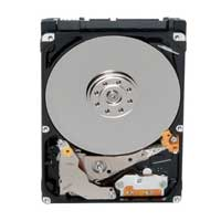 "Toshiba 1TB 5,400 RPM SATA 3.0Gb/s 2.5"" Internal Hard Drive MQ01ABD100 - Bare Drive"