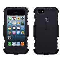 Speck Products ToughSkin Duo Cases for iPhone 5 - Black/Slate Grey