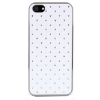 iEssentials Diamond Case for iPhone 5 White