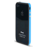 iEssentials Universal Bumper for iPhone 5 Blue