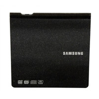 Samsung SE-208DB/TSBS 8x External Slim USB 2.0 Super Multi DVD Burner - Bare Drive