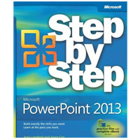 Microsoft Press POWERPOINT 2013 STEP BY
