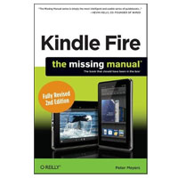 O'Reilly KINDLE FIRE MISSING MANUA