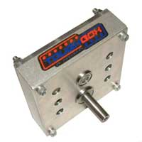 AndyMark ToughBox 2 Motor Spur Gearbox 12.75:1