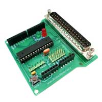 AndyMark am-2258 RobotOpen Control Shield for Arduino